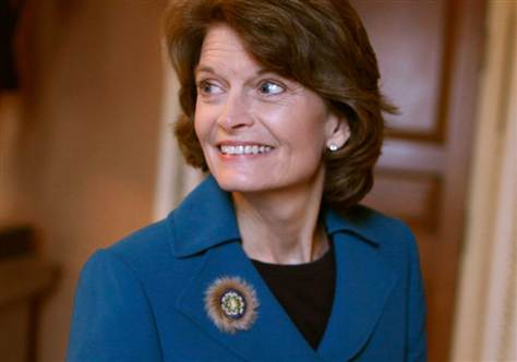 Sen. Lisa Murkowski (File photo)