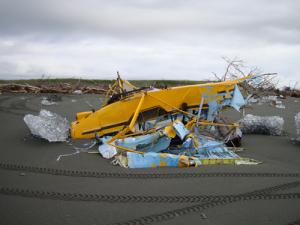 Crews Recover One Body from Cordova Plane Crash