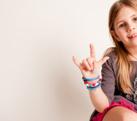Deaf & Hard of Hearing Children