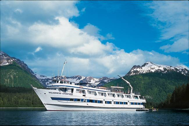 Small cruise lines send more ships to alaska alaska for High end cruise lines