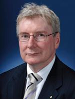 Christopher Paul De Cure, Australian Consul General