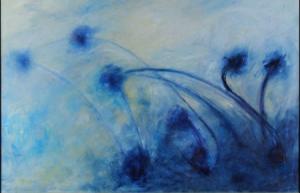 Tundra Wind by Gretchen Sagan