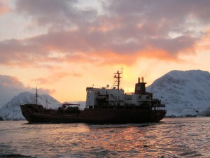Russian Icebreaker to Make History in Alaska