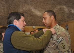 Begich Returns From Afghanistan Trip
