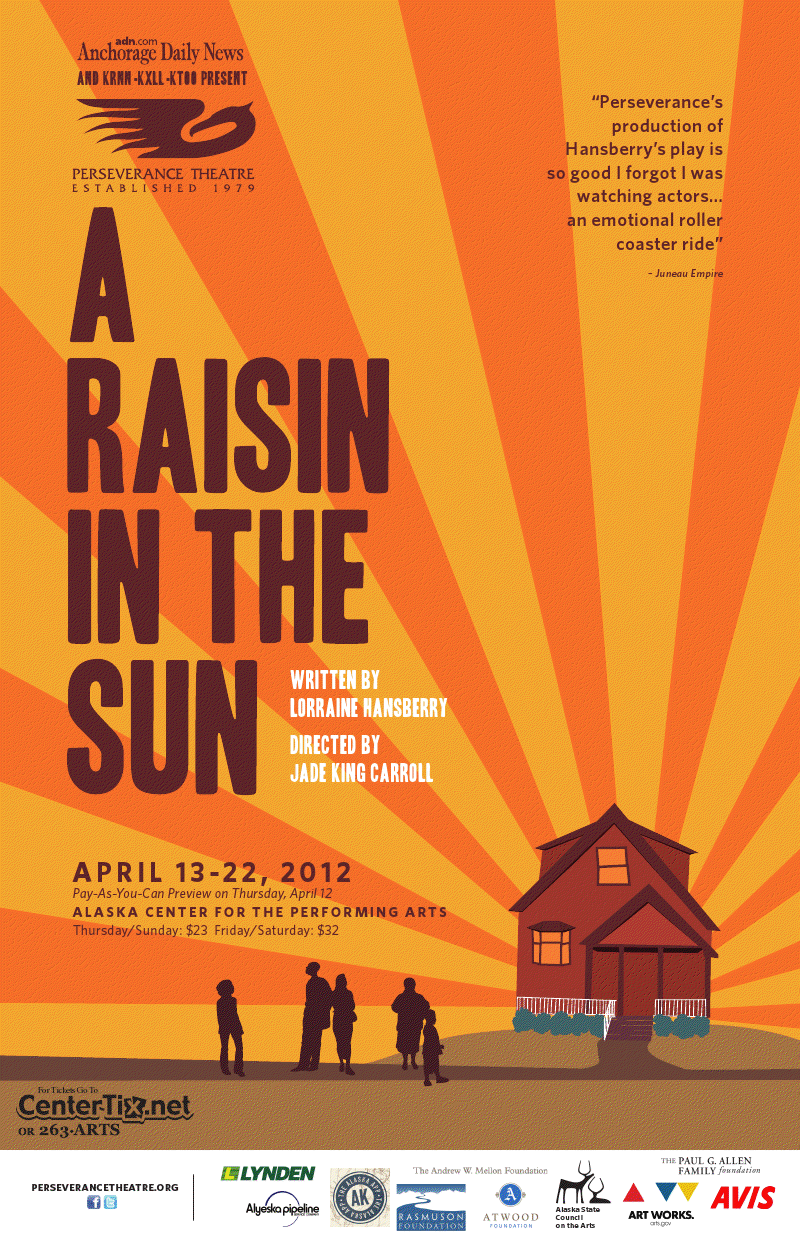 analysis of a raisin in the sun