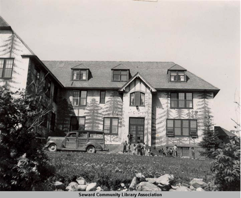 Life at jesse lee home alaska public media for Lee homes