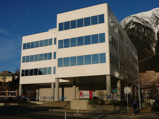 Sealaska Plaza, the corporation's headquarters.