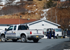 Two Dead In ComSta Kodiak Shooting