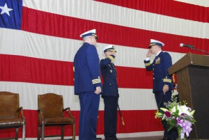 Change Of Command At Air Station Sitka