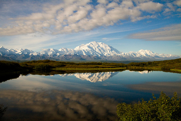 Denali, photo courtesy of the National Park Service