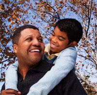 Fatherhood Then & Now
