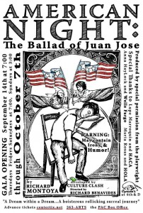 American Night: The Ballad of Juan José   / Red Hot Patriot: the Kick-Ass Wit of Molly Ivins