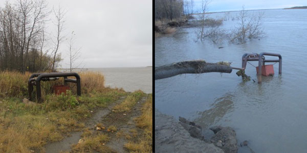 Akiak Declares Erosion Disaster | Alaska Public Mediaakiak city