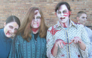 Anchorage Library Zombie Preparedness Month