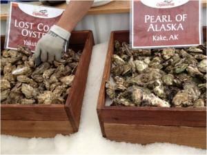 Haa Aani OysterFest 2012 in Juneau
