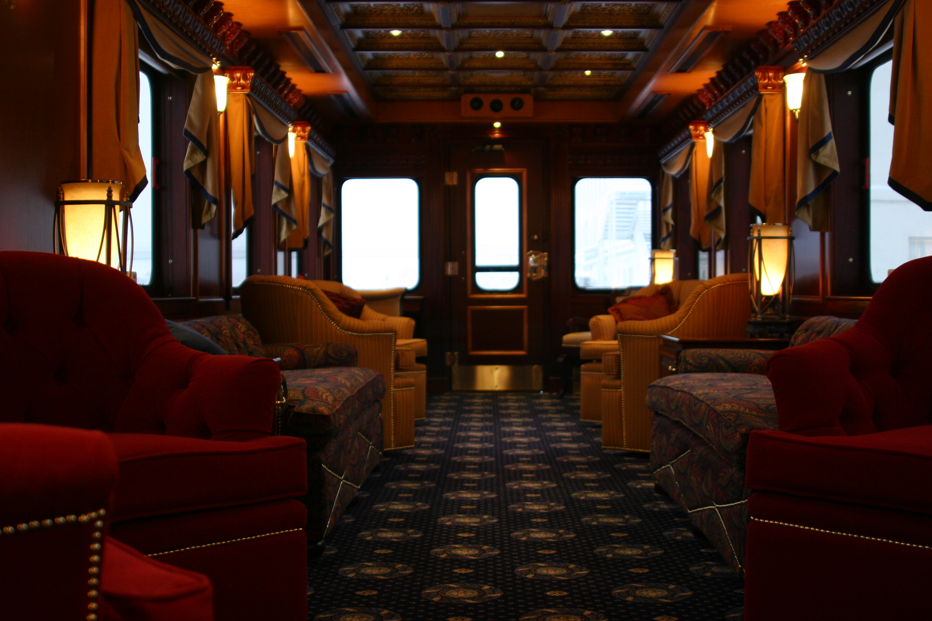 win a trip for 15 friends in the alaska railroad denali car alaska public media. Black Bedroom Furniture Sets. Home Design Ideas