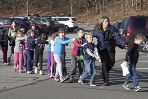 Tragedy In Connecticut: Deadly Shooting At Elementary School
