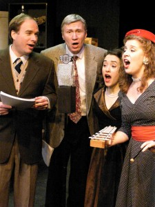It's A Wonderful Life, Live Radio Play presented by Cyrano's theater company