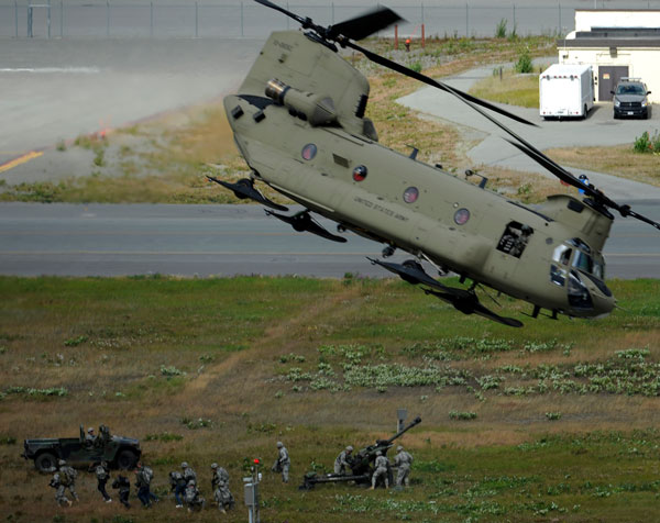 Photo from the Arctic Thunder Open House on JBER, Saturday, July 28, 2012. (U.S. Air Force/Justin Connaher)