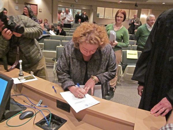 Cheryl Frasca. Photo by Daysha Eaton, KSKA - Anchorage.