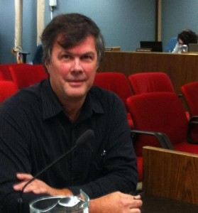 AEA President Andy Holleman. Photo from the Anchorage Education Association.