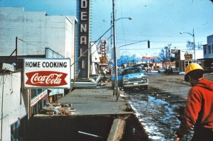 Anchorage, Denali Theater, U.S.G.S. Website