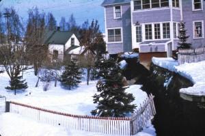 L Street landslide, Anchorage, U.S.G.S. Website