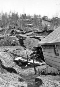 Turnagain, Anchorage. U.S.G.S. Website