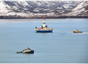 Tugs in Kulluk Response Effort Collide