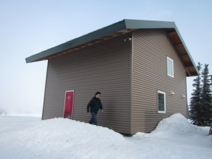 Marsik House on Gauthier Way, Dillingham. Photo by Adam Kane