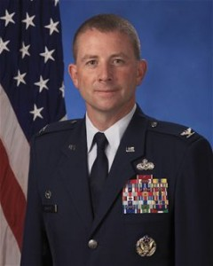 Colonel Brian Duffy