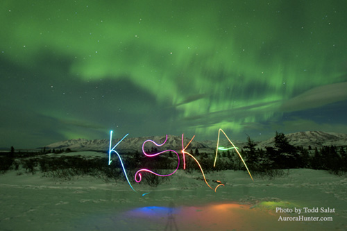 KSKA Light Writing