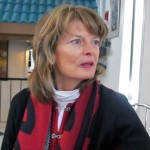Senator Lisa Murkowski. Photo by Ellen Lockyer, KSKA - Anchorage