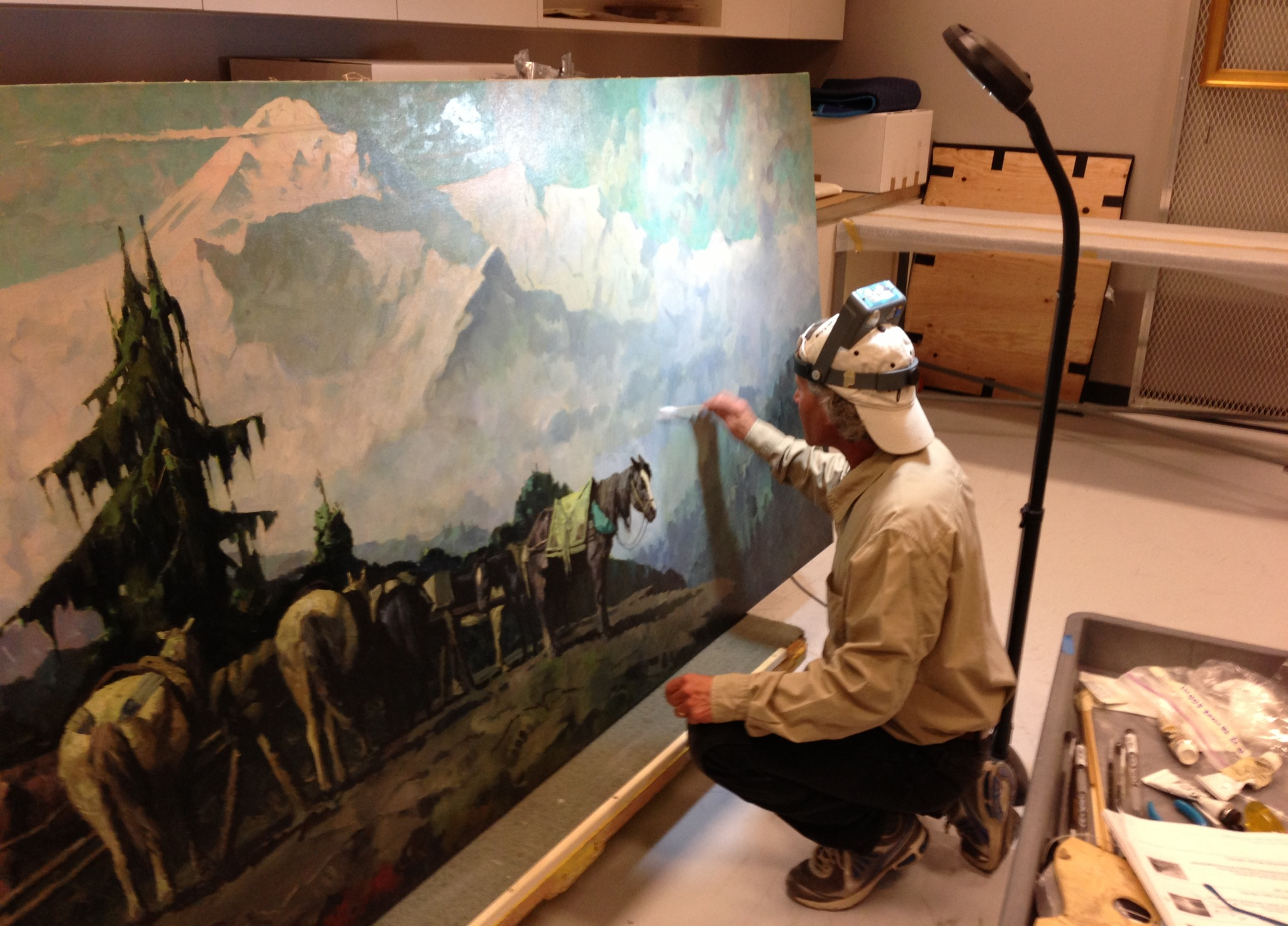 Color art anchorage - Atwood Foundation Donates Art To Anchorage Museum