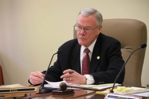 Senator Dennis Egan chaired the Senate Transportation Committee this year. Courtesy of Egan's Flickr photostream.