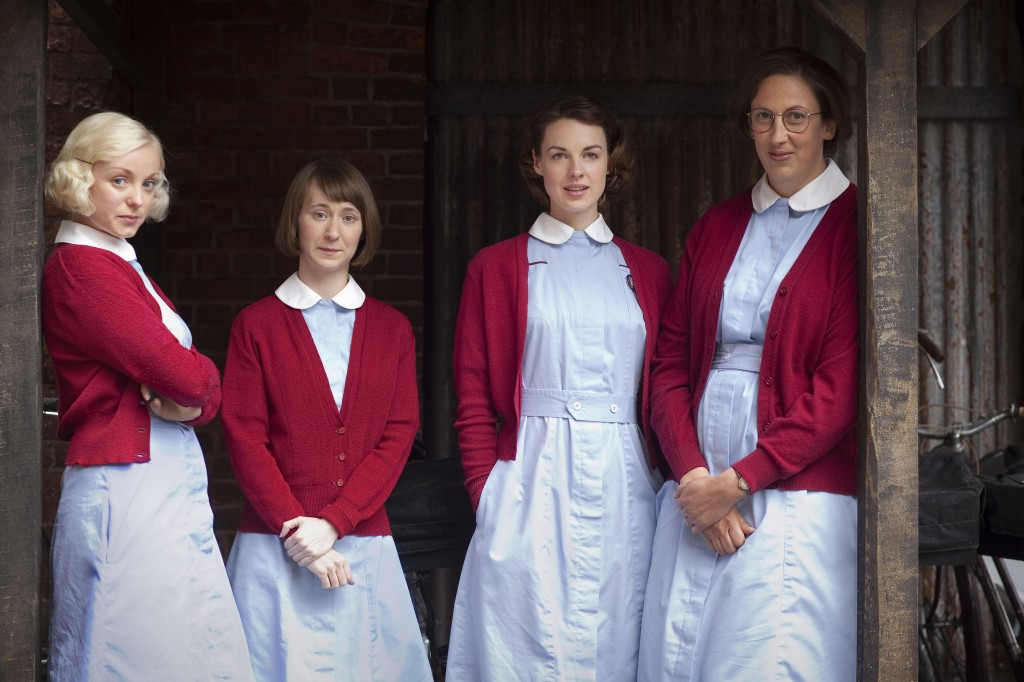 CALL THE MIDWIFE Series 2