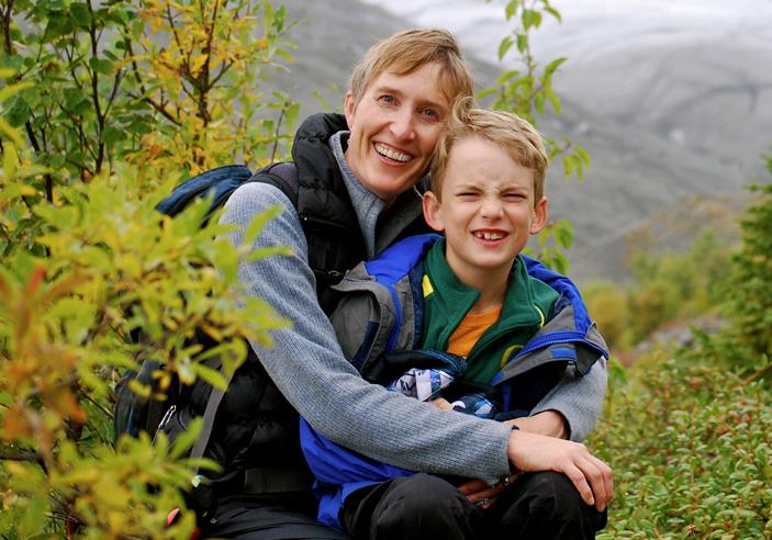 Anchorage Parks Foundation Erin