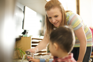Thread Child Care Provider Day