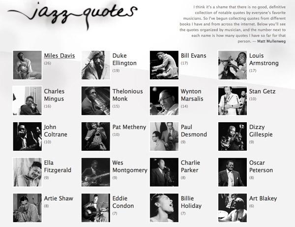 jazzquotes