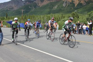 Photo courtesy of the Fireweed 400.
