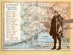 Celebrating 100 Years of Aviation in Alaska