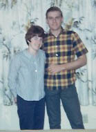 Connie and Dick, 1968.