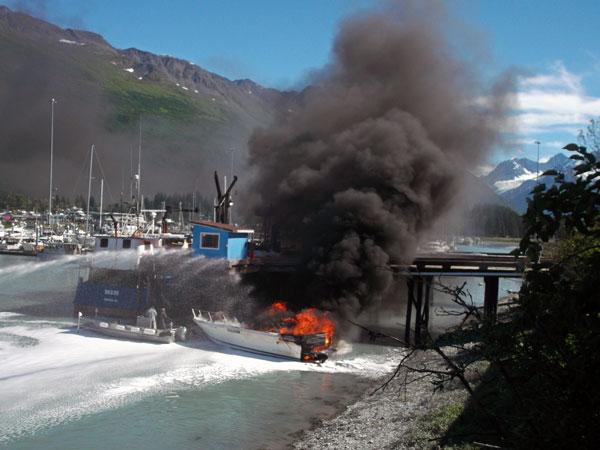 Photo by Tony Gorman, KCHU - Valdez.