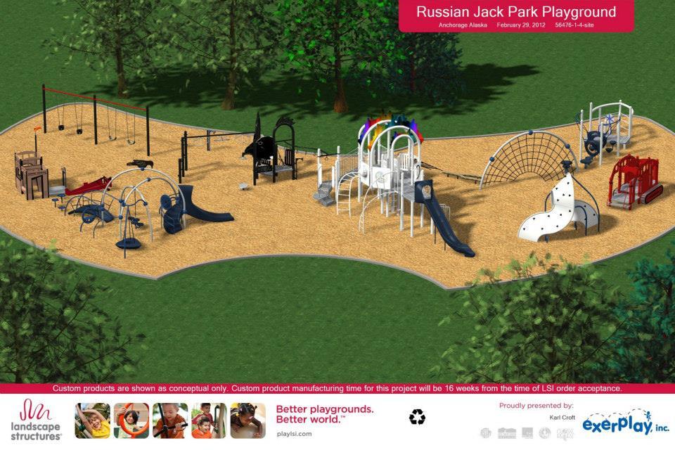 Anchorage Park Foundation Russian Jack Park 3