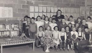 Mrs. Graham's 2nd grade class. © Jana Ariane Nelson