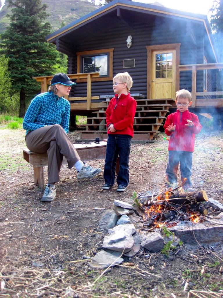 Skedaddle Cabin 4