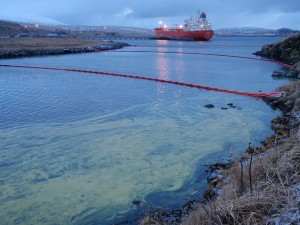 Aleut Enterprise Charged With Criminal Negligence in Adak Fuel Spill