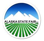 Alaska State Fair Logo Square