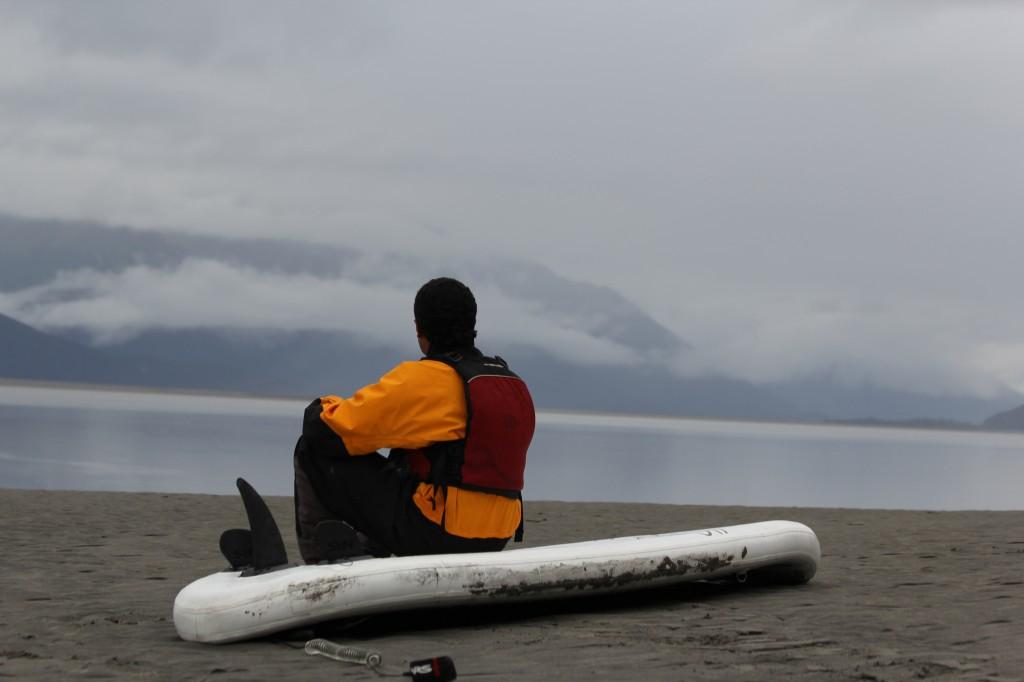 Bore Tide Surfing 2