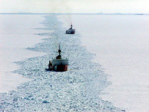 USCG Arctic Strategy Requires More Ice Breakers